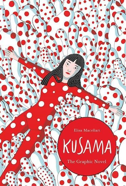 Bilde av Kusama, The Graphic Novel